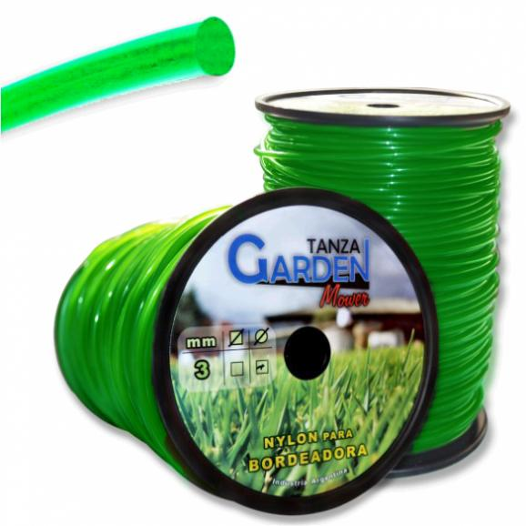 TANZA BORDEADORA GM  REDONDA 1,50 mm (450 Mts)